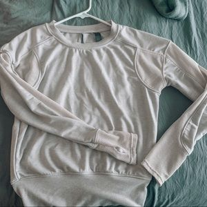 Long Sleeve Yoga Top Sweatshirt
